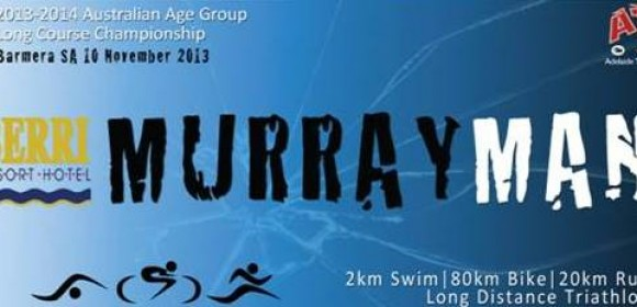 Murray Man Triathlon Set to Go in 2013