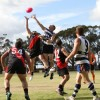 LAMEROO OPENS WINNING ACCOUNT IN A MALLEE FOOTBALL THRILLER