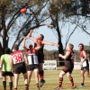 TOP TEAM PEAKE PUMMEL FELLOW FINALIST PINNAROO IN MALLEE FOOTBALL
