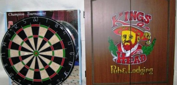 FIRST WIN FOR SEASON FOR BARMERA HOTEL IN RIVERLAND DARTS