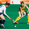 BUCHECKER AND BURGESS IN HOCKEY CHAMPIONSHIPS IN PERTH
