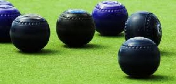 STATE MEN'S FOURS BOWLS SECTIONAL PLAY AT KAPUNDA