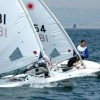 "STATE MOSQUITO SAILING TITLE TO STEVE THOMAS AND ""CAT-TITUDE""."
